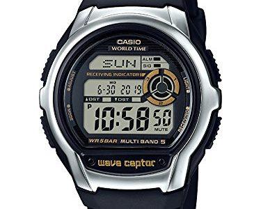 Des Hightech Horlogerie Casio Homme Archives Montre Wave Ceptor v8n0mNw