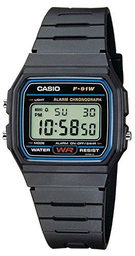 Montre Homme Unisex Casio Collection F-91W-1YER