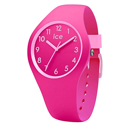 Ice-Watch - ICE ola kids Fairy tale - Montre rose pour fille avec bracelet en silicone - 014430 (Small)